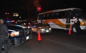 "Intensifica PEP en Baja California Operativo ""Diciembre Seguro"""