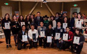 Tecate presente en el premio estatal de la juventud