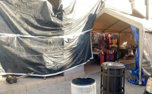 Quejas de comerciantes por huelga sindical, reclaman pérdidas económicas