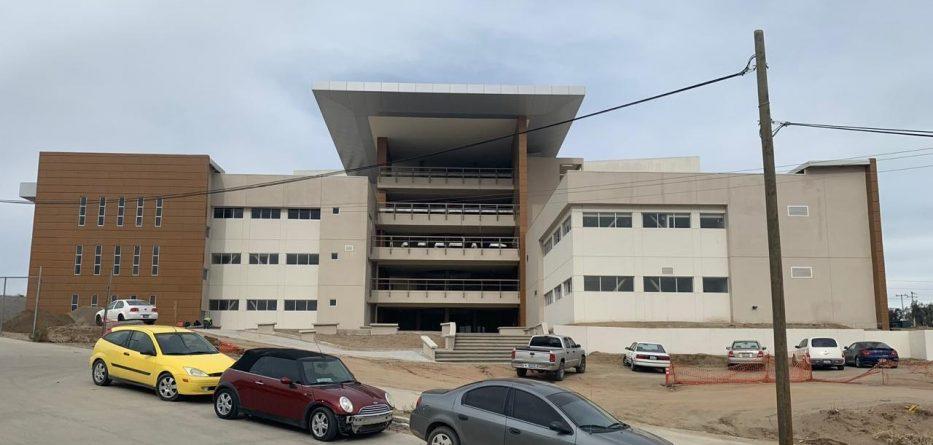Nuevas oficinas de la Subprocuraduría Zona Tecate