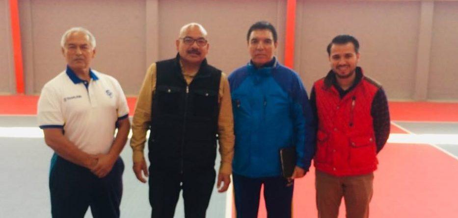 """Imdete promueve que se realicen torneos de """"Juegos Nacionales Populares"""" en Tecate"""