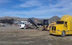 Liberan un 90% de basura el Río Tecate