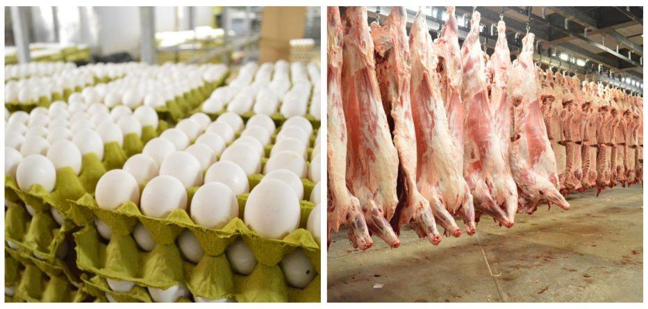 Asegura Gobierno del Estado la calidad de carne y huevo consumido en Baja California