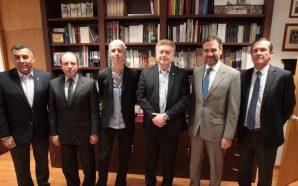 Dialogan Gobernador Francisco Vega y Consejeros del INE sobre la…