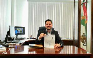 Asume David Pérez Tejada Administración de la Aduana Marítima de…