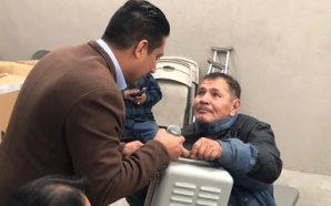 Entrega Gobierno del Estado apoyos sociales a habitantes de la zona rural y urbana de Tecate