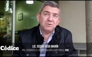 El PAN debe pedir disculpas a BC: Óscar Vega Marín