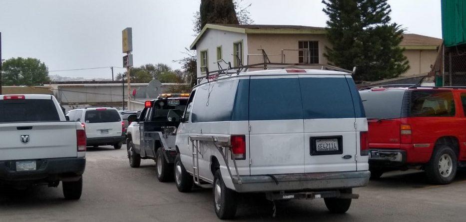 Supuesto intento de asalto a banco caída conmoción en Tecate