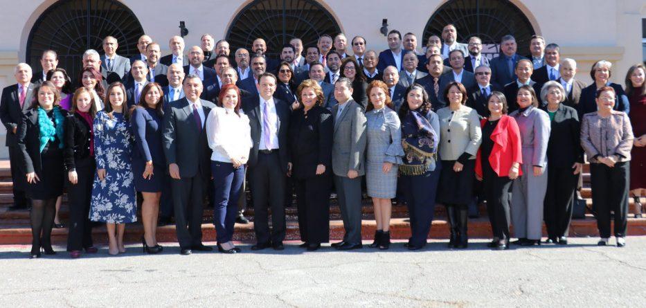 Conmemora el Congreso la fecha histórica en que el Territorio Norte se integró como Estado 29 de la República Mexicana