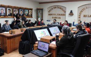 Cabildo aprueba creación de la unidad de auditorías y el departamento de limpieza
