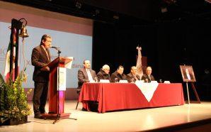 Rinde UABC homenaje al Notario Público, Xavier Ibáñez