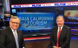 Promueve Gobierno del Estado seguridad para el turismo en medios de comunicación de San Diego
