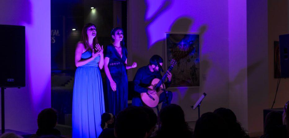 """El CEART Tecate ofreció al público el concierto """"No es que muera de amor"""""""