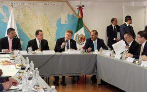 Encabeza Gobernador Francisco Vega Comisión Permanente de Prevención del Delito y Participación Ciudadana