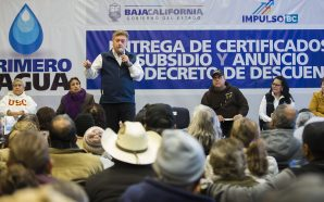 Anuncia Gobernador Kiko Vega decreto de descuentos en servicios de agua en beneficio de la economía familiar
