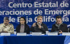 Reitera Gobernador Kiko Vega a la ciudadanía a no bajar…