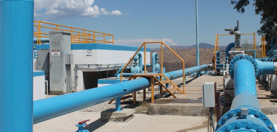 Cespte avisa sobre falta de suministro de agua en 2 colonias