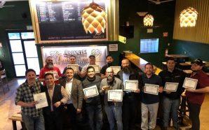 Forma Gobierno del Estado profesionales de la cerveza artesanal en Baja California