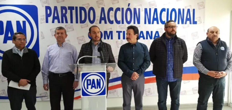 Baja California, prioridad para el PAN: Marko Cortés