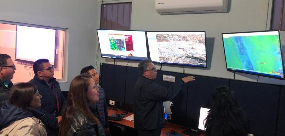 Tecate emite Estado de Alerta ante alto pronóstico de fuertes lluvias y descenso de la temperatura