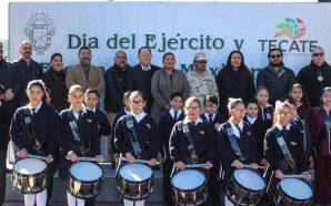 Conmemoran Día del Ejército y Fuerza Aérea Mexicana