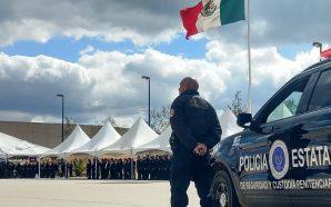 La preparación de los policías es la mejor inversión en materia de seguridad y justicia: Gobernador Kiko Vega