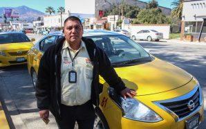 Taxistas de Tecate se profesionalizan para ofrecer un mejor servicio