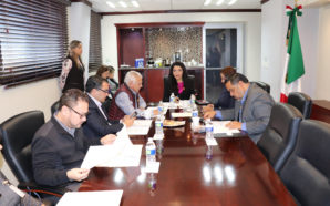 Se aprueba en comisión la convocatoria para elegir al auditor superior del Estado