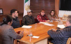 Presidente Municipal encabeza reunión con delegadas y delegados de zona rural