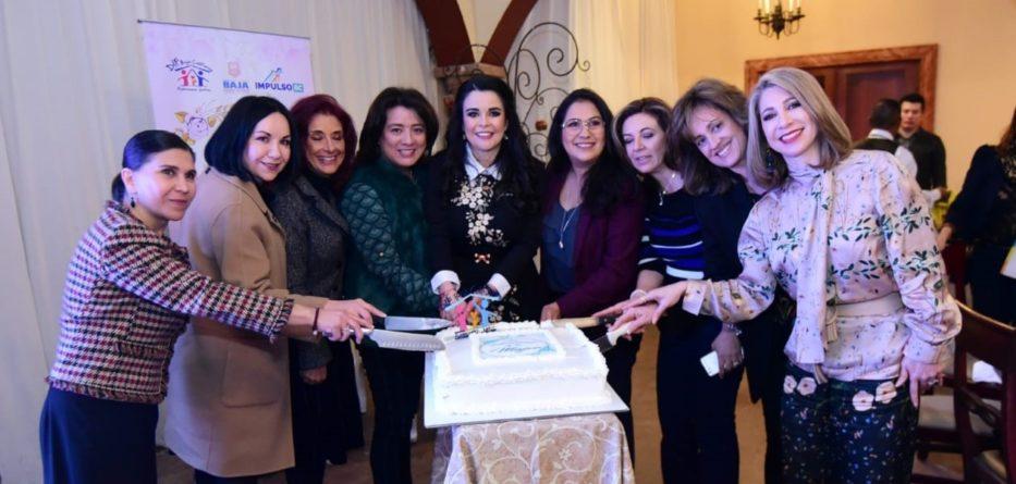 Destaca Presidenta de DIF Baja California, Señora Brenda Ruacho, el rol de la mujer en la sociedad