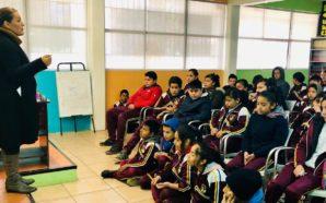 Alumnos de secundaria participan en la convocatoria del cuarto concurso…