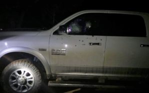 Atentado a balazos en contra de Fortino Heredia, hay dos heridos