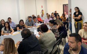 Consejos Distritales Electorales del IEEBC reciben capacitación