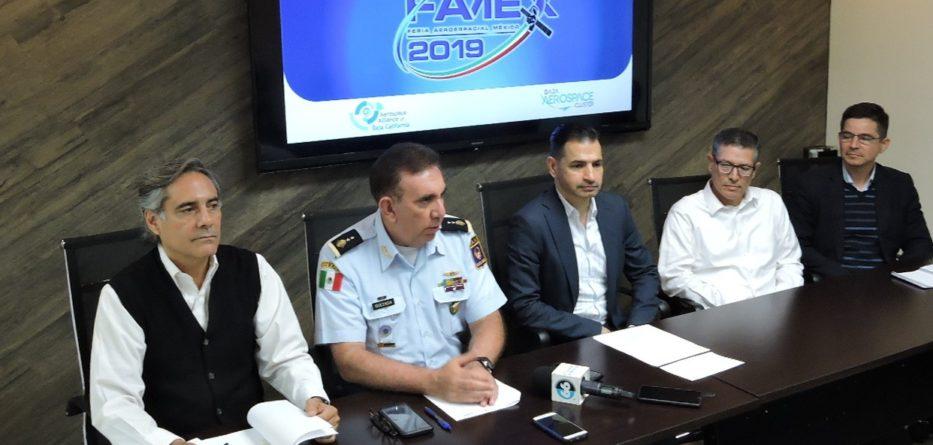 Proyectará Gobierno del Estado liderazgo en la Feria Aeroespacial Mexicana en abril