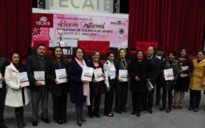 Presentan el Manual de Actuación Institucional en Materia de Violencia de Género para el municipio de Tecate