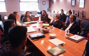 Sostienen reunión de acercamiento Gobierno Municipal con SEDAGRO y la Asociación Ganadera