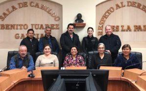 Sesiona la Comisión de Seguridad Ciudadana en el Cabildo de Tecate