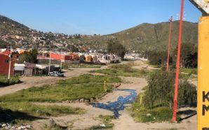 Robo de combustible provoca derrame en Tecate