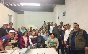 Cerro Azul en total abandono asegura Zulema Adams, candidata de…