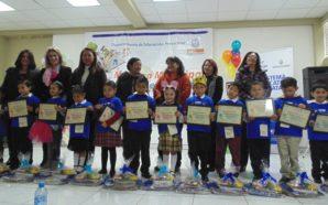 Alumnos de preescolar participan en el Concurso Municipal de Cuentacuentos