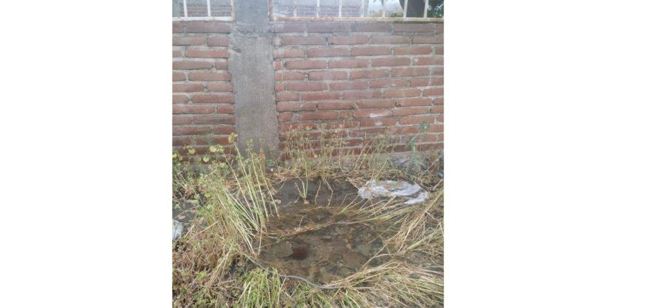 Intentan robar hidrante dejando a 2 colonias sin agua