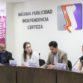 Comisión especial de difusión institucional y debates realiza sorteo de moderadores y candidatos