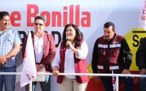 Miriam Cano se registra como candidata a diputada local de morena por el distrito electoral XVII en Ensenada, Baja California