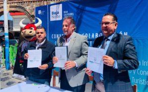 Suman esfuerzos Gobierno del Estado y Clúster Gastro Turístico de BC