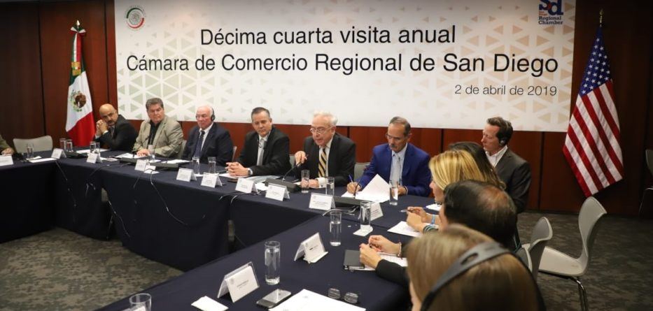 Expone Gobierno del Estado proyectos de infraestructura fronteriza ante el Senado de la República