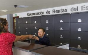 Pone Gobierno del Estado a disposición de la ciudadanía oficina de trámites vehiculares en la delegación la presa