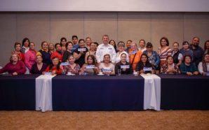 Crearemos más estancias infantiles y fortaleceremos las existentes en BC: Oscar Vega