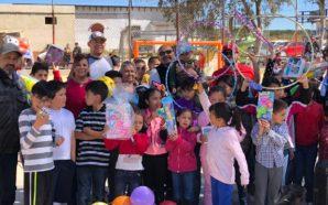 IMDETE rehabilita unidad deportiva en la Zona Rural de Tecate