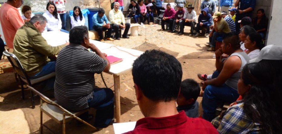 Por un nuevo San Quintín: Martínez Veloz