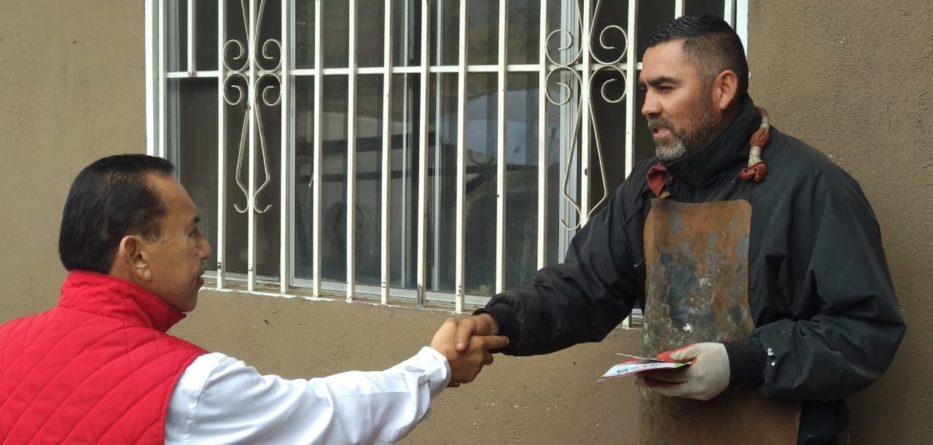 Se rehabilitarán casetas de vigilancia en los primeros 100 días de mi gobierno: Urbalejo